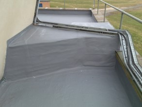 Complex geometries and different substrates encapsulated using Belzona 3111 (Flexible Membrane)