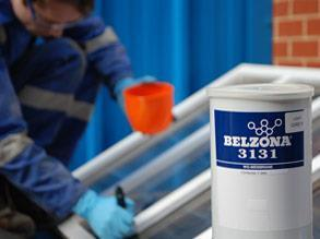 Belzona 3131 (WG Membrane) packaging