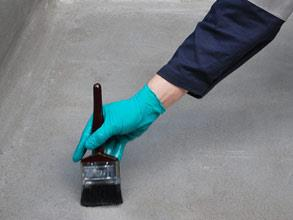 Surface conditioning prior coating application